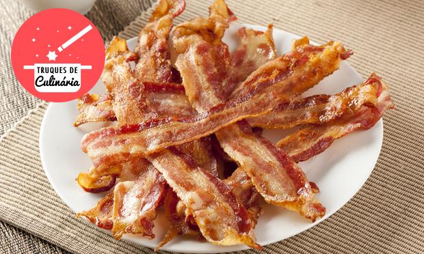 Bacon frito