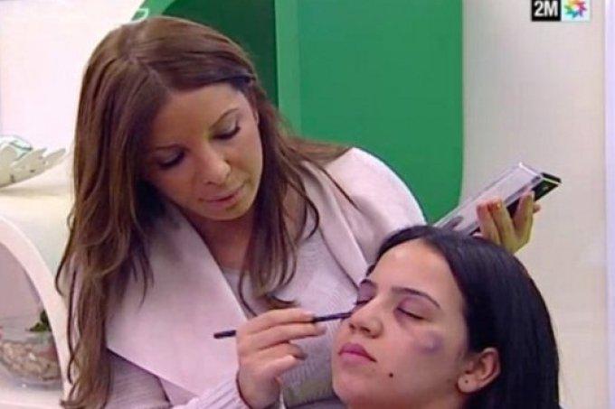 tv-do-marrocos-ensina-cobrir-violência-domestica-com-maquiagem