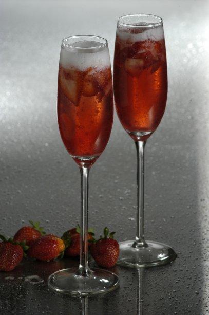 New Year: uma bebida diferente para o Revéillon!