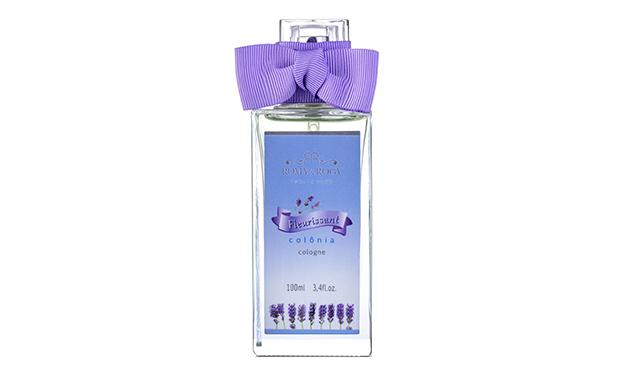 Perfumes florais para a primavera
