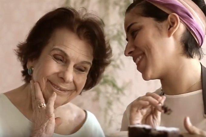 Bettina e Ana Luiza Trajano