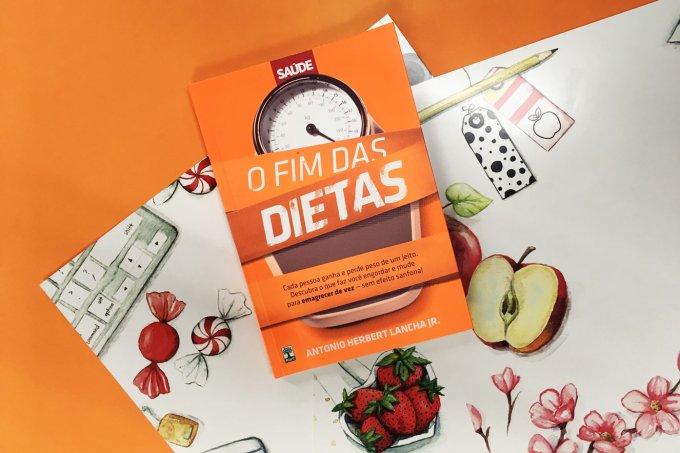 livro fim das dietas
