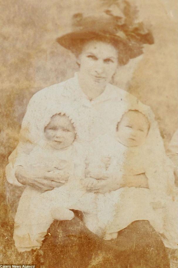 Irmãs gêmeas centenárias
