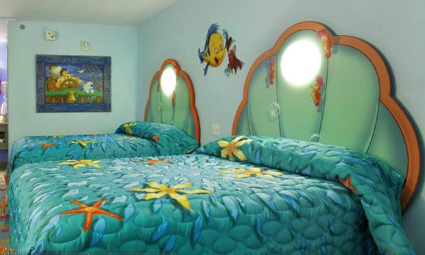 Fotos quarto Disney?s Art of Animation