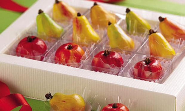 Frutinhas de coco