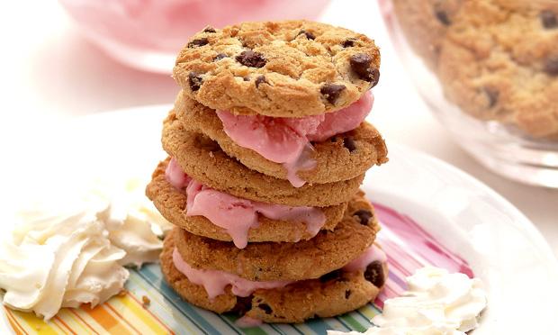 Torre de cookies