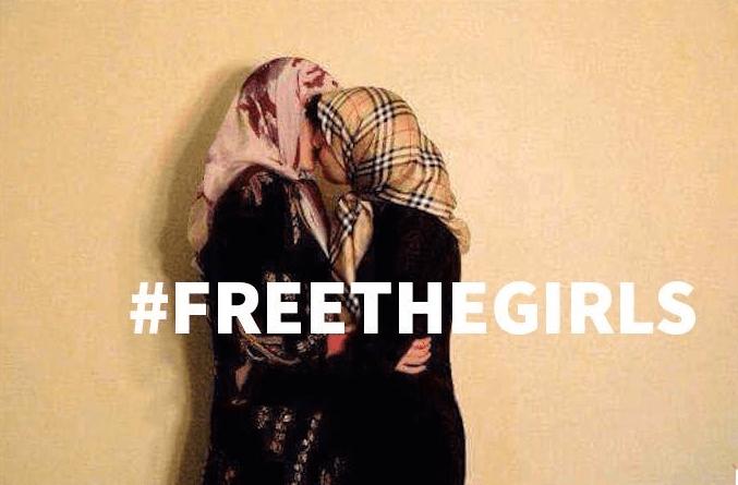 #freethegirls