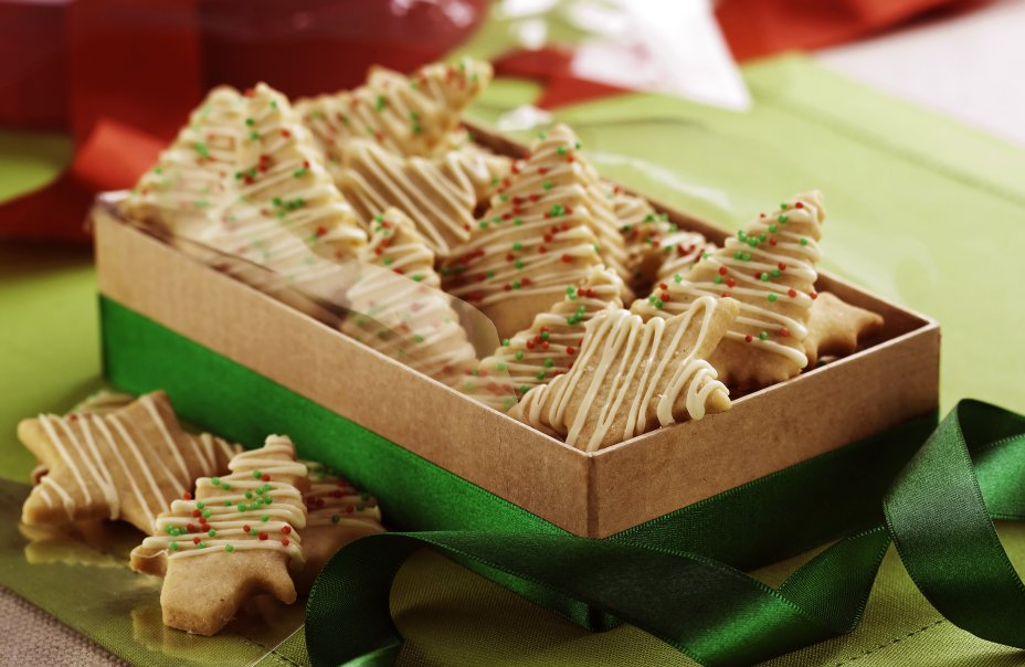 Biscoitinho de canela: delícia para decorar e deixar a mesa da ceia ainda mais bonita