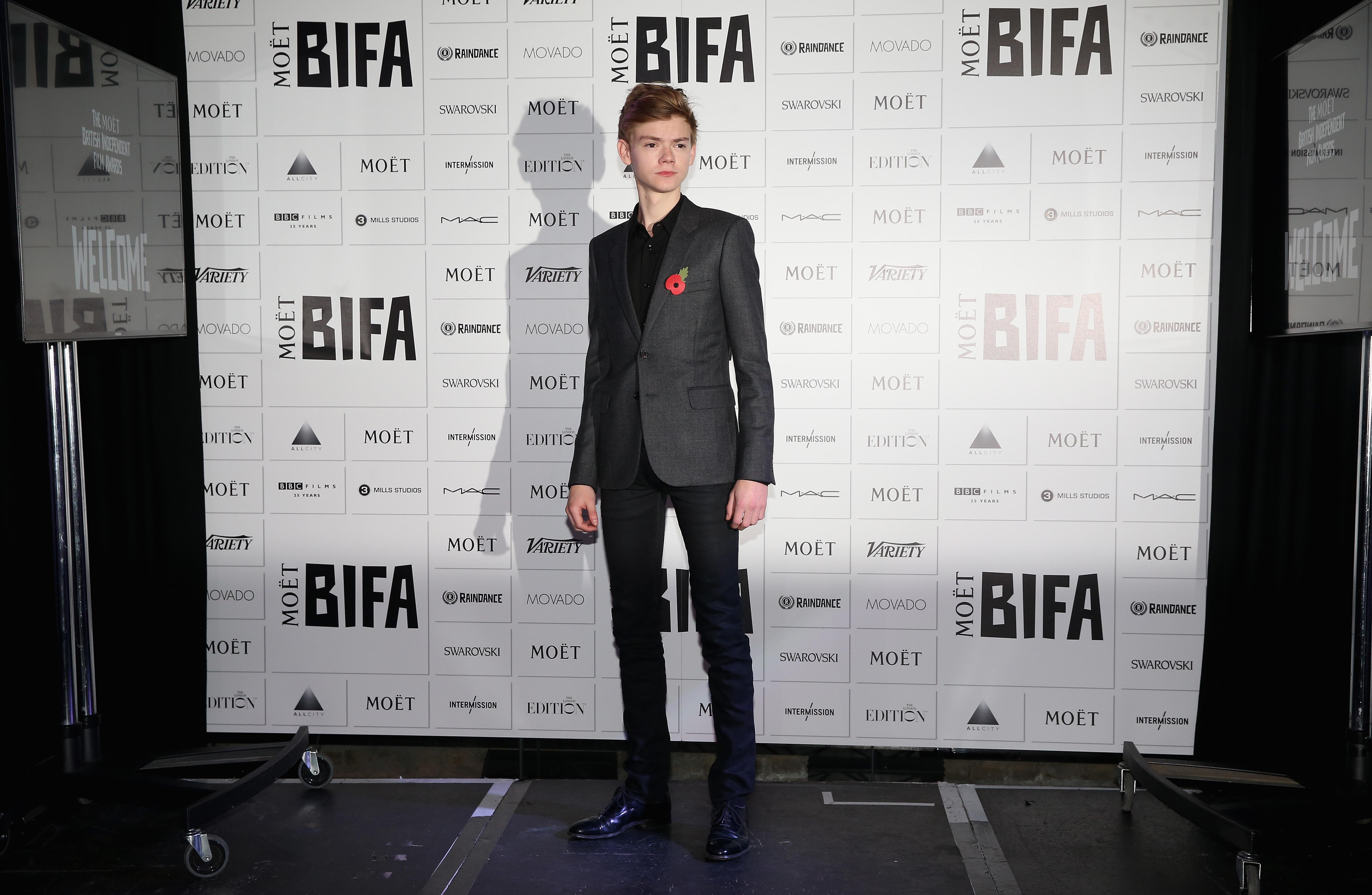 Moet BIFA Nominations Announcement 2015