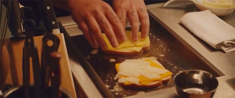 Imagina esse queijo todo derretido na chapa?