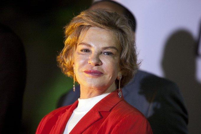Ex-primeira-dama Marisa Letícia