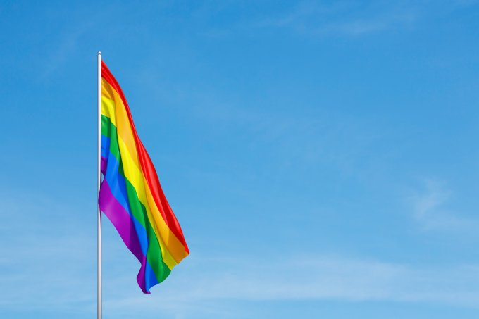 Flag of the LGBT community