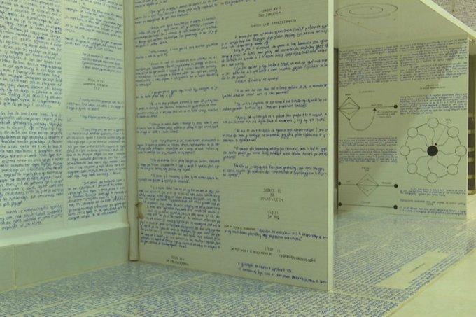 Bruno Borges deixou livros criptografados e desapareceu
