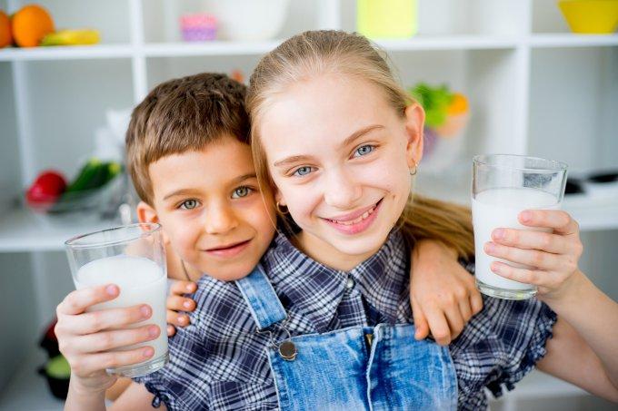 crianças-leite