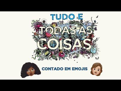 'Tudo e Todas as Coisas' ganha trailer fofo feito só com emojis