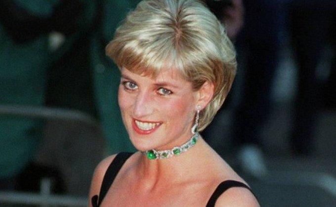Princesa Diana vestido