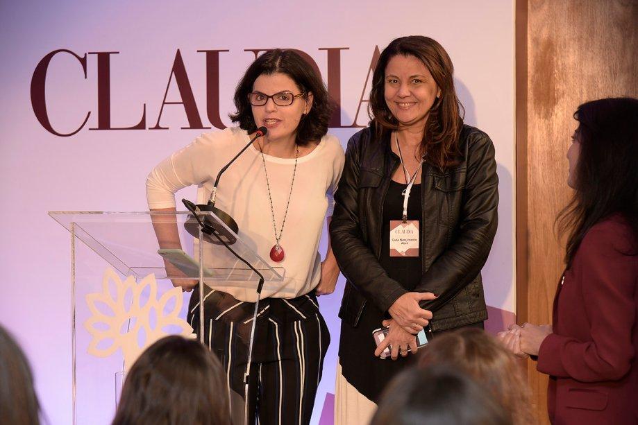 Alecsandra Zapparoli e Guta Nascimento encerram o evento