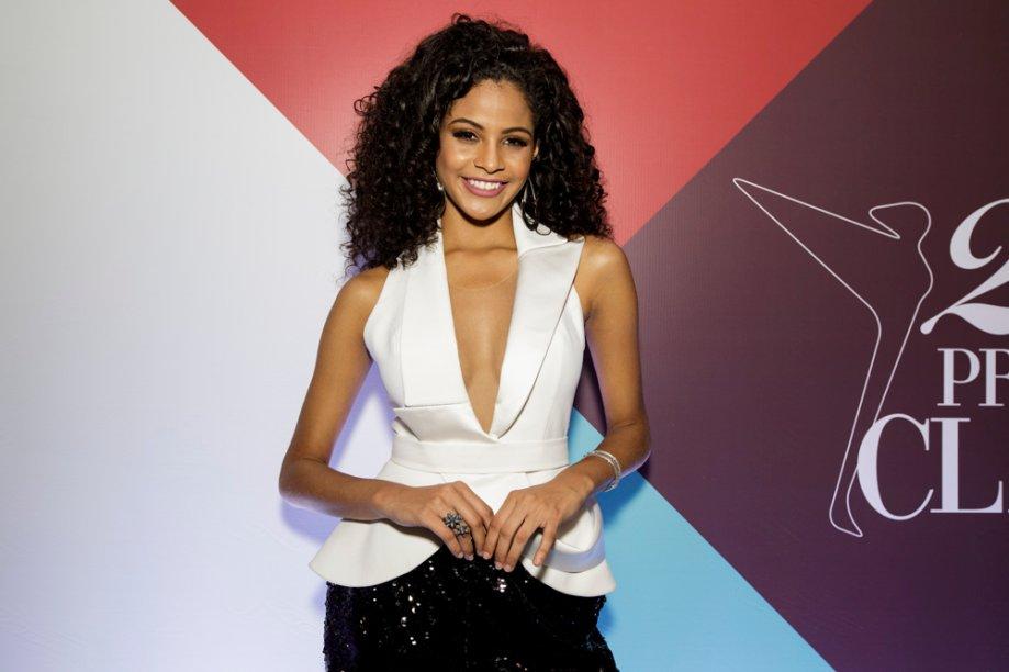 A Miss Brasil Monalysa Alcântara