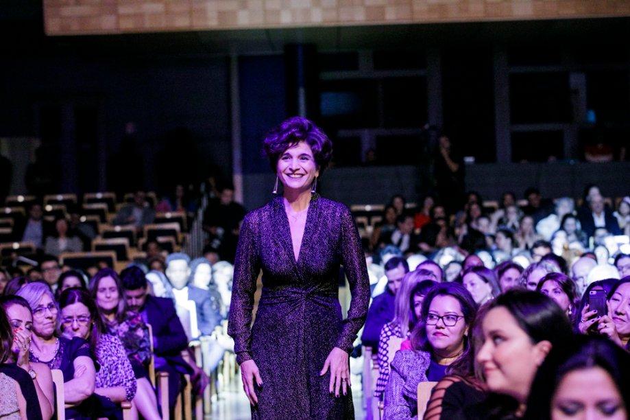 Fernanda Feitosa levou o prêmio de Negócios