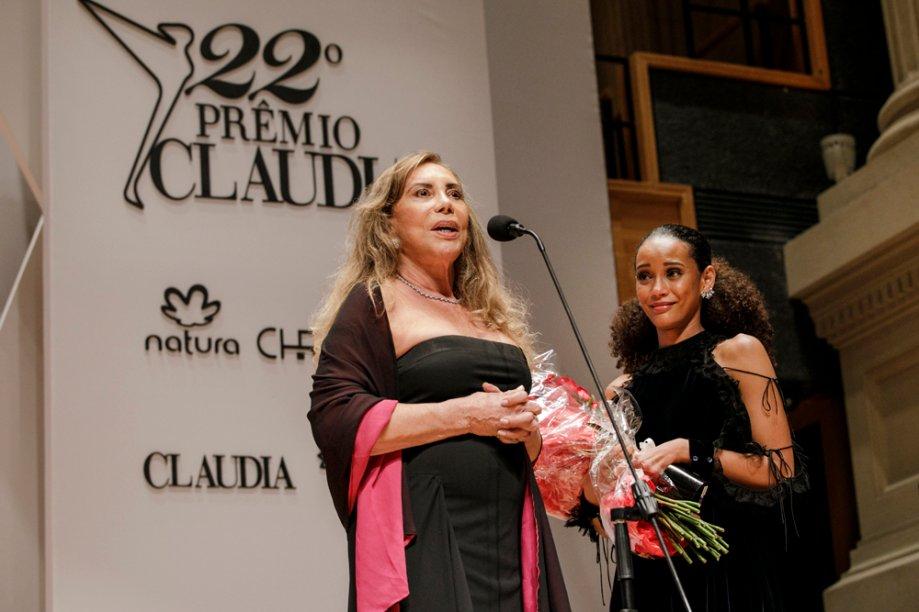 Arlete Salles fala sobre sua relação com Taís Araújo