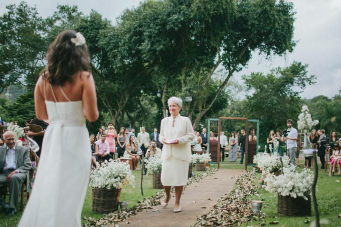 Ideias para homenagear os avós em casamentos