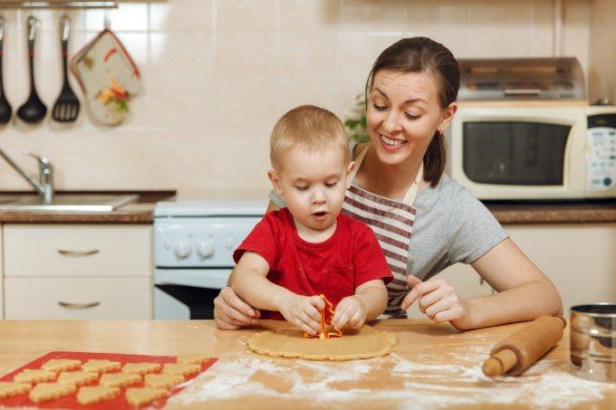 cozinhando natal