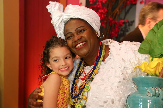 Festa infantil inspirada na Bahia