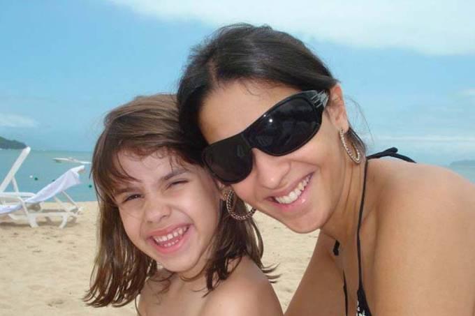 Isabella Nardoni e Ana Carolina Oliveira