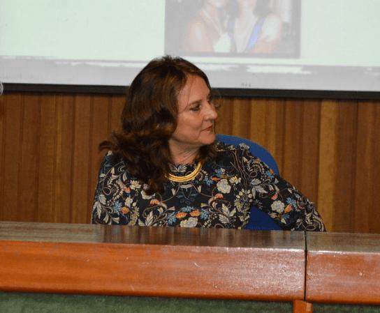Liedi Bernucci, diretora da Poli