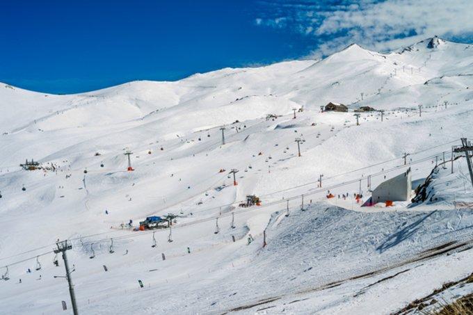 Chile—Vale-Nevado
