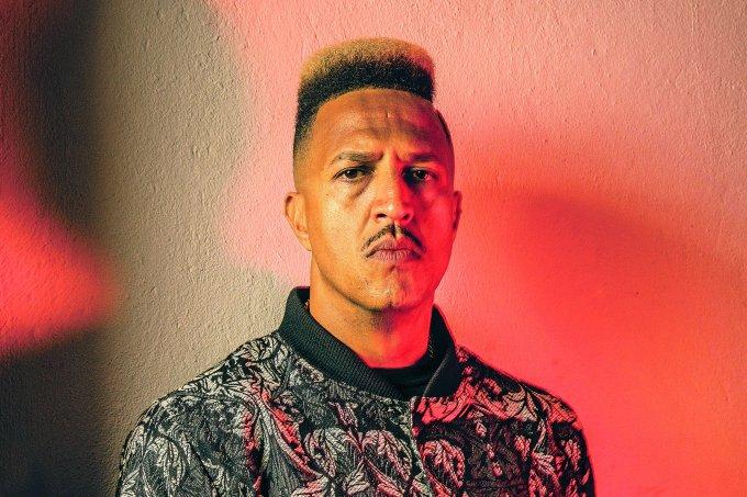 O rapper Mano Brown.