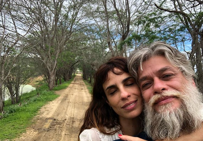 Fábio Assunção e Maria Ribeiro