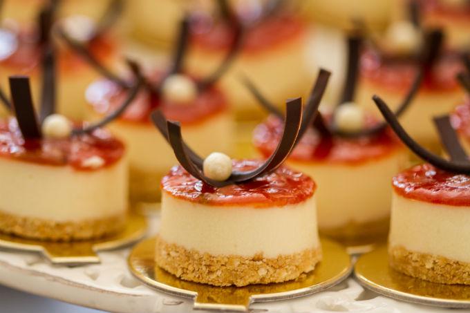 Sobremesas brasileiras para casamentos