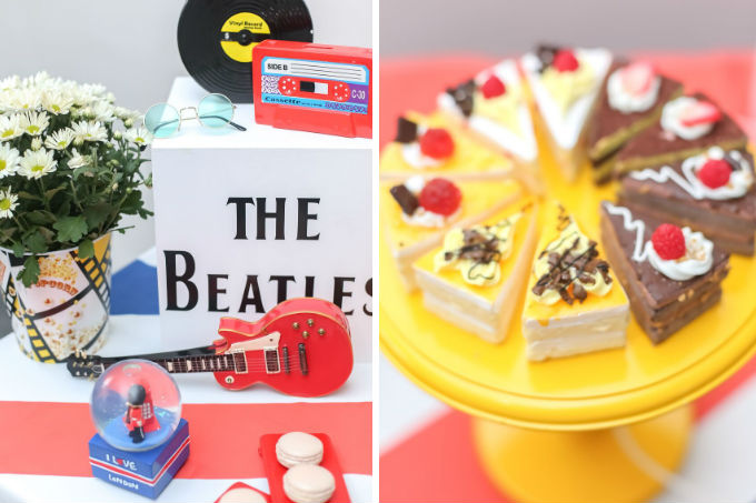 Festa infantil The Beatles