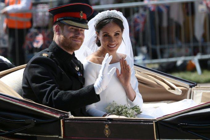 Prince Harry e Meghan Markle