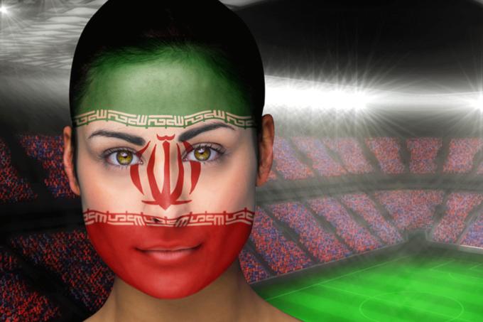 irã—mulher