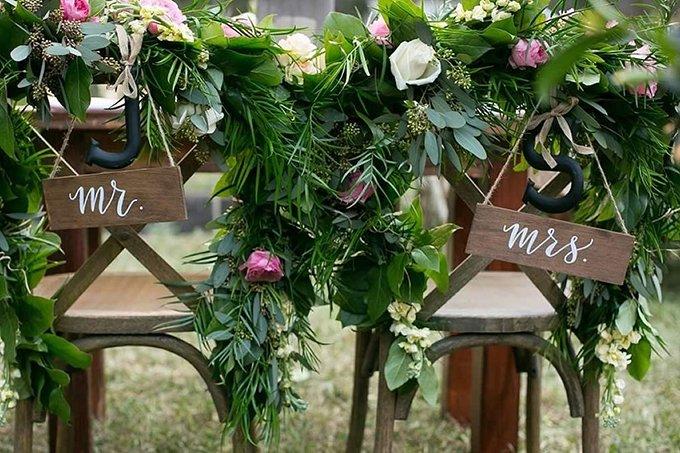Casamento eco-friendly