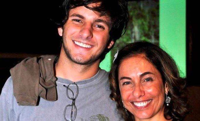 Cissa Guimarães e Rafael
