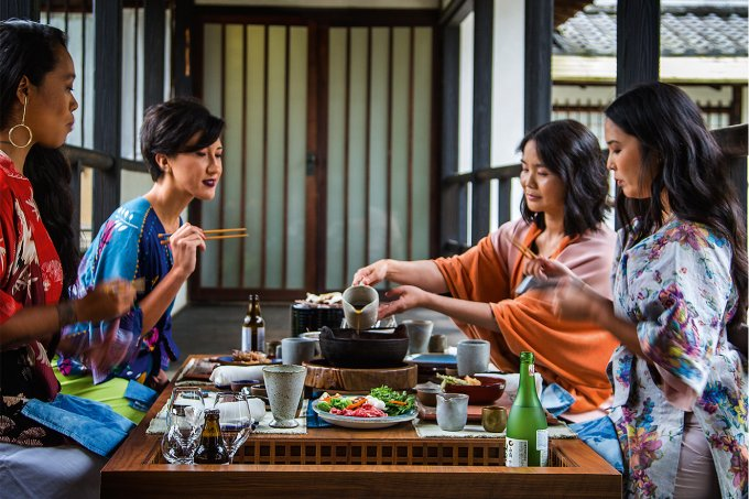 comida japonesa – receber julho