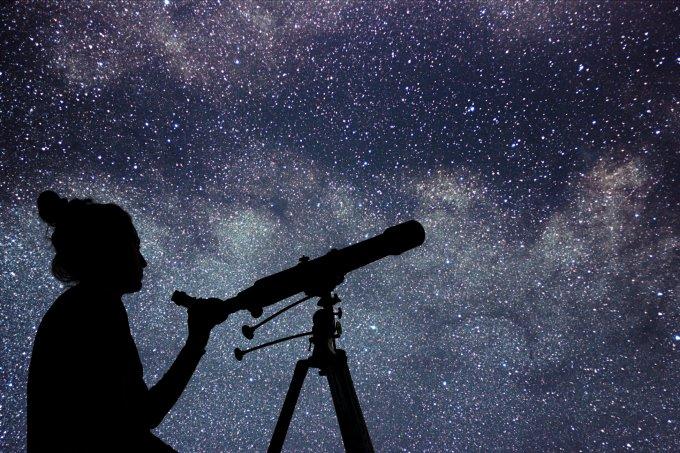 astronomia céu estrelas