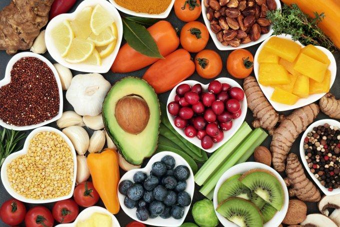 comida—alimentação-