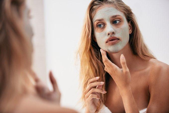 máscara-facial
