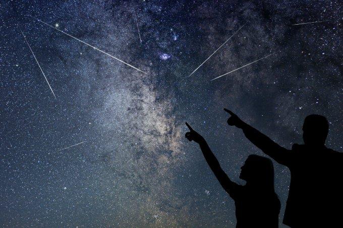 chuva meteoros