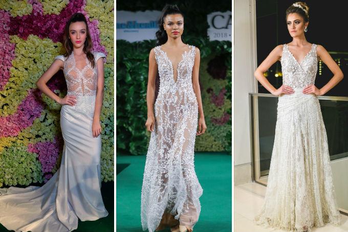 Vestido de noiva - Lethicia Bronsteisn