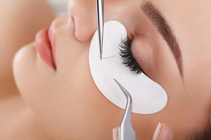 Cílios- Eyelash Extension