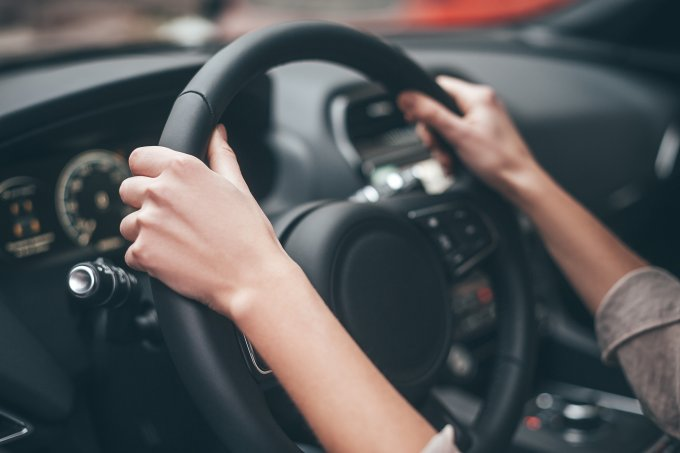 Motorista mulher – Uber
