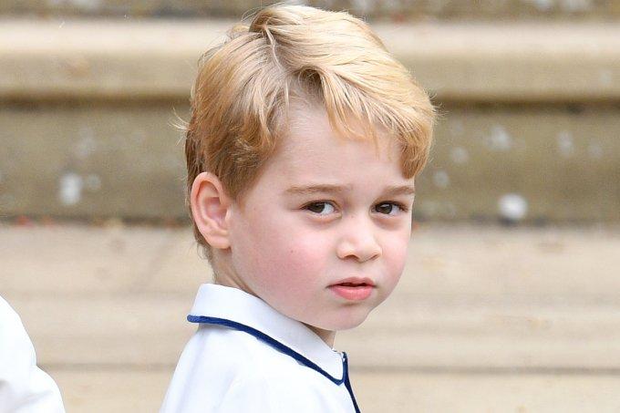 george filho príncipe william