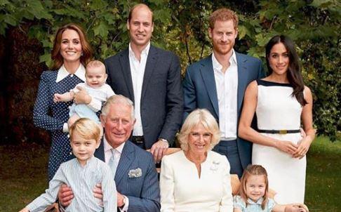 Família Real nos 70 anos do Príncipe Charles
