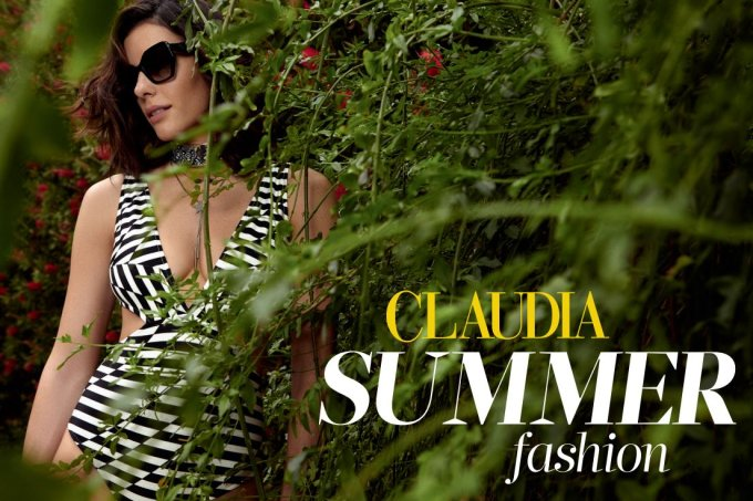 CLAUDIA Summer Fashion / moda