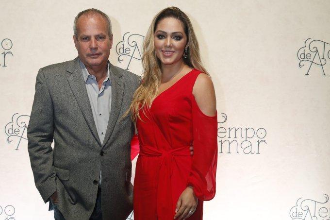 Tania Mara e Jayme Monjardim